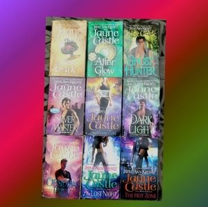 Jayne Castle Novels The Ghost Hunter Series